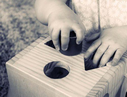 Um brinquedo por um sorriso :)