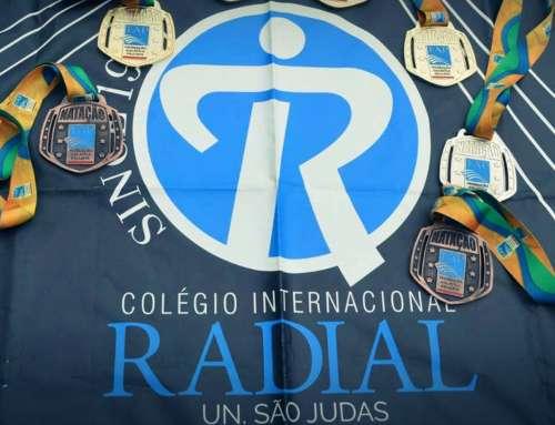 Luiza Bifone Nocentini – Medalhista Radial